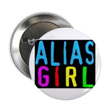 "Alia 2.25"" Button (10 pack)"