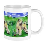 WHEATENS in the field Mug