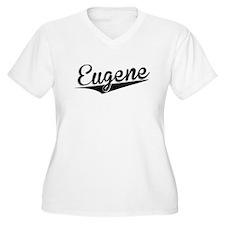 Eugene, Retro, Plus Size T-Shirt