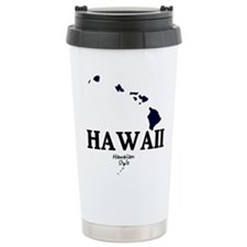 Cute Hawaii Travel Mug