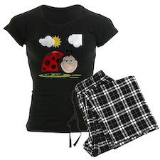 Ladybug garden Pajamas