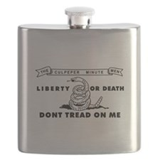 Culpeper Minutemen Flask