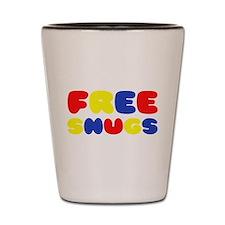 FREE SNUGS Shot Glass