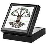 Oxygen Factory Keepsake Box