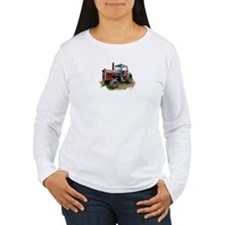 MASSEY FERGUSON silo Long Sleeve T-Shirt
