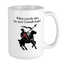 Cool Crusade Mug