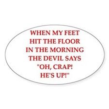 Hit The Floor Decal