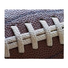 Football Throw Blanket