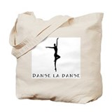 Unique Danse Tote Bag