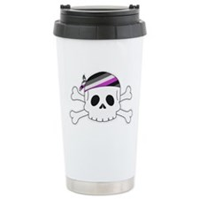 Ace Pirate Pride Travel Mug