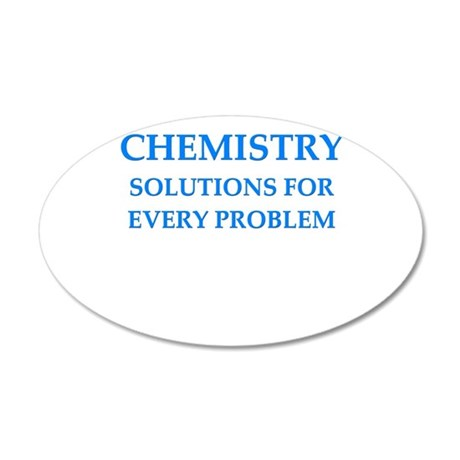 chemistry Wall Decal