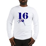 16 Keys Long Sleeve T-Shirt