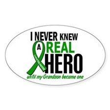 Cerebral Palsy Real Hero 2 Bumper Stickers
