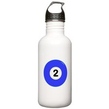 Two Ball Water Bottle