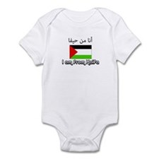 Haifa Infant Bodysuit