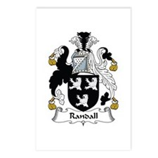 Randall Postcards (Package of 8)