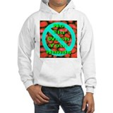 No Flu Wash Your Hands Hoodie