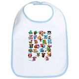 Cute Abc Bib