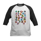 Unique Abc Tee