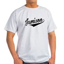 Jamison, Retro, T-Shirt