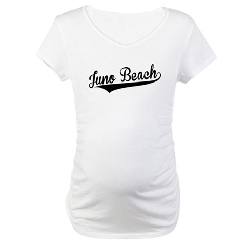 Juno Beach, Retro, Shirt