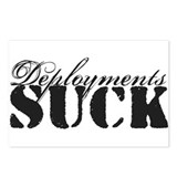 Deployments Suck Postcards (Package of 8)