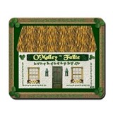 O'Malley's Irish Cottage Mousepad