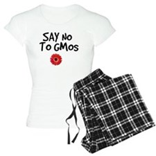 Say No To GMOs Pajamas