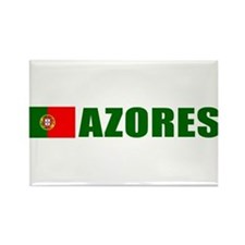 Azores, Portugal Rectangle Magnet