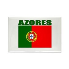 Azores, Portugal Rectangle Magnet (10 pack)