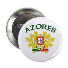 Azores, Portugal Button