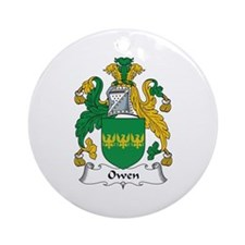 Owen II Ornament (Round)