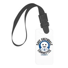 Save Greendale Committee Luggage Tag