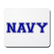 Navy Mousepad