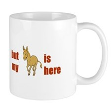 Homesick for Washington Coffee Mug