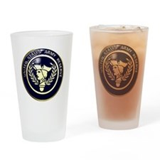 USA Reserve Logo Drinking Glass