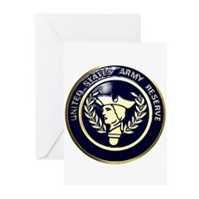 USA Reserve Logo Greeting Cards (Pk of 10)