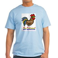 Cursillo Rooster Ash Grey T-Shirt
