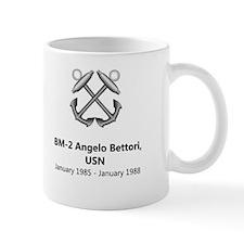 Cg-62 Uss Chancellorsville Bm Mug Mugs