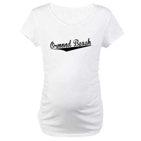 Ormond Beach, Retro, Shirt