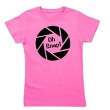 Cute Oh snap Girl's Tee