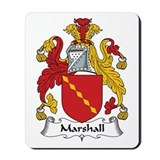 Marshall I Mousepad