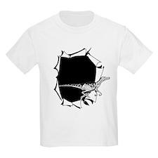 Raptor Ripped T-Shirt