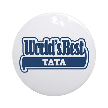 WB Dad [Polish] Ornament (Round)