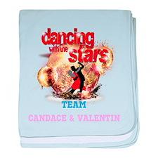 Dancing with the Stars Disco Balls Crashing baby b