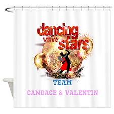 Dancing with the Stars Disco Balls Crashing Shower