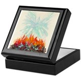 Funny Ashes of hope Keepsake Box