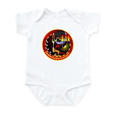 NROL 49 Launch Infant Bodysuit