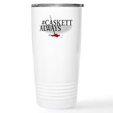 #CASKETTALWAYS Stainless Steel Travel Mug