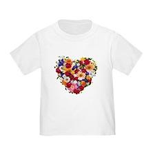 Heart Bouquet T
